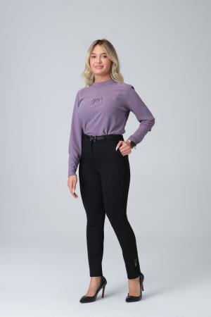 Vangeliza - 6012 Kumaş Pantolon